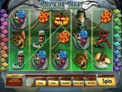 Trick or Treat Slots (Saucify)